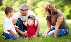 Abortion - happy family2